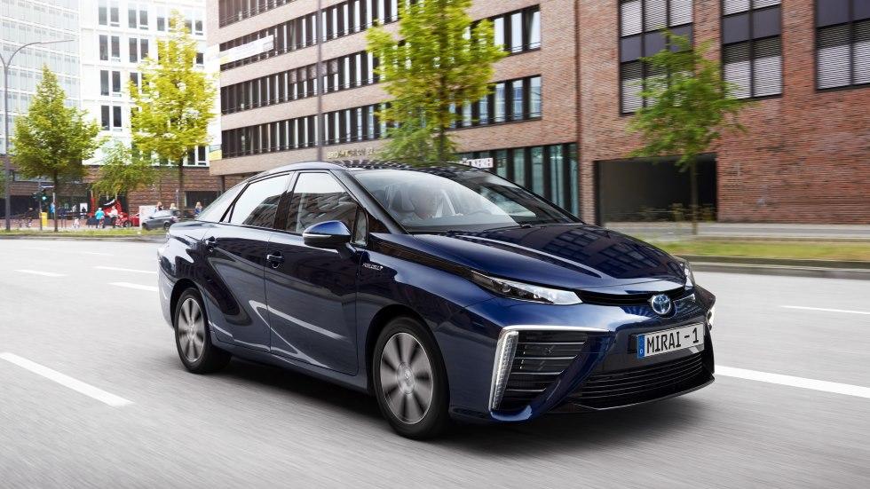 Toyota Mirai 2020: la 2ª generación del coche de hidrógeno llegará en un año