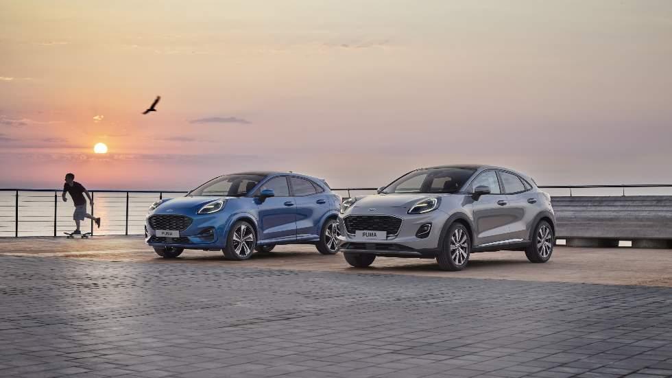 Ford Puma: el nuevo SUV, ya a la venta en España desde 21.925 euros
