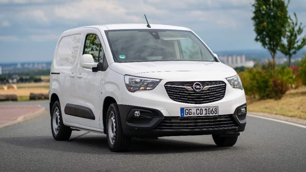 Opel Combo Cargo 2019: ahora, con más tecnología