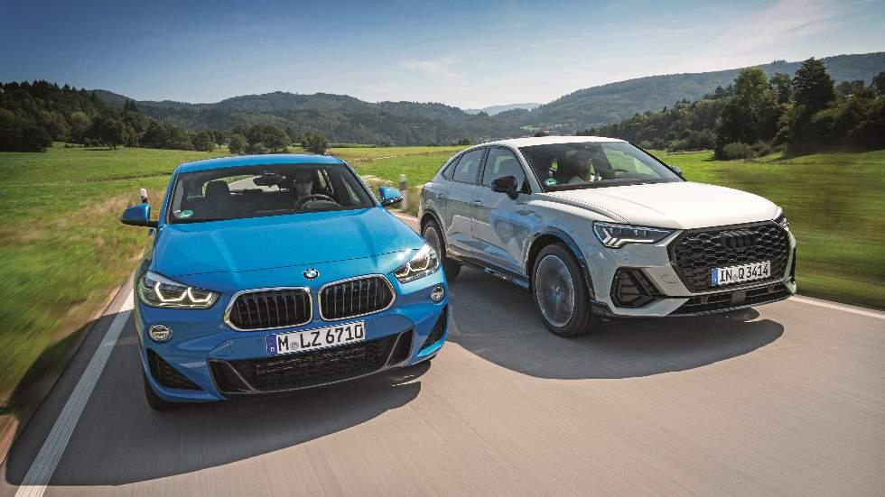 Revista Autopista 3116: BMW X2 vs Audi Q3 Sportback, duelo de SUV's con mucho estilo