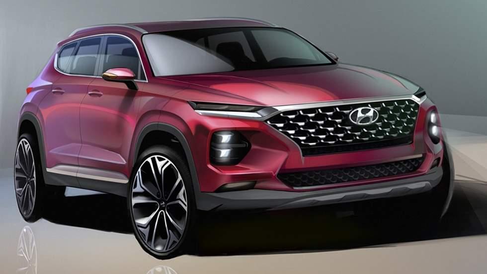 El Hyundai Tucson 2021 toma forma: así podría ser el nuevo SUV