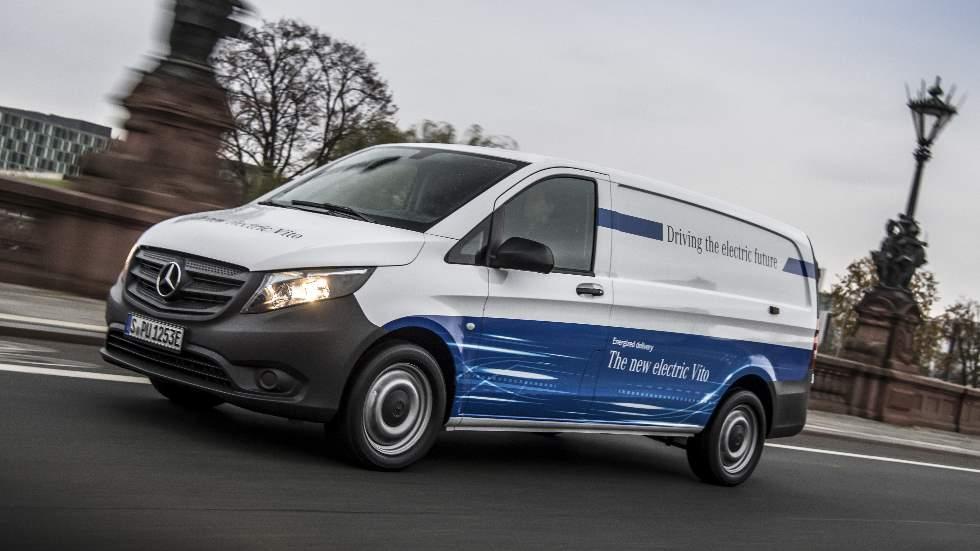 Mercedes-Benz ya vende en España la nueva eVito eléctrica: precio y datos clave