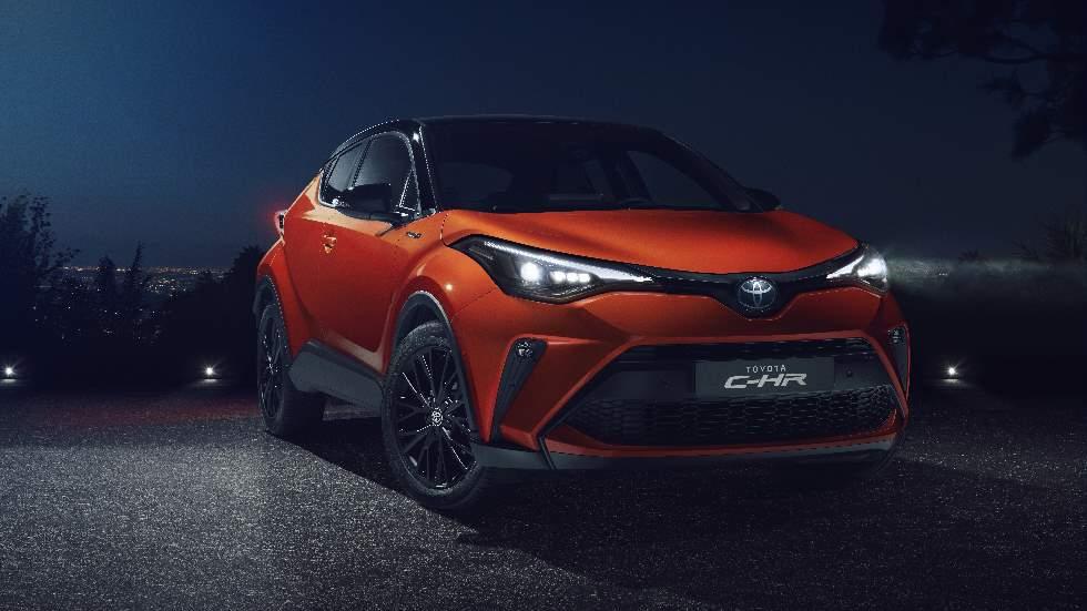 Toyota C-HR 2020: así se renueva el SUV híbrido