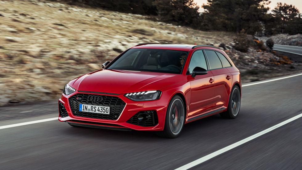 Audi RS 4 Avant 2019, nuevos cambios para la berlina familiar deportiva