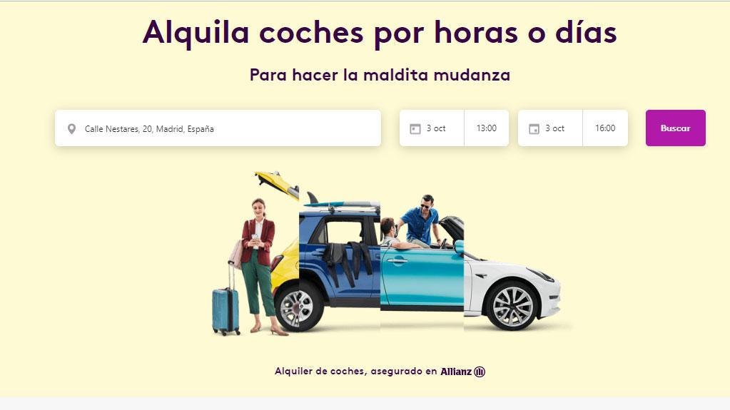 Getaround: la plataforma de carsharing para alquilar también coches por horas