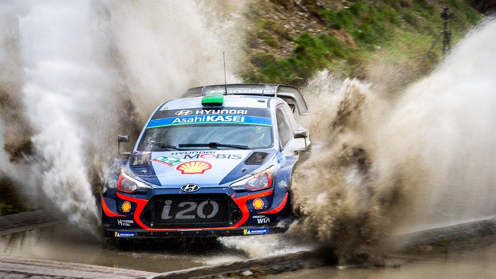 Rallye de Gales 2019: previo y horarios