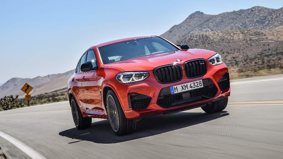 BMW X3/X4 M Competition y X2 M35i: a prueba tres de los SUV más deportivos