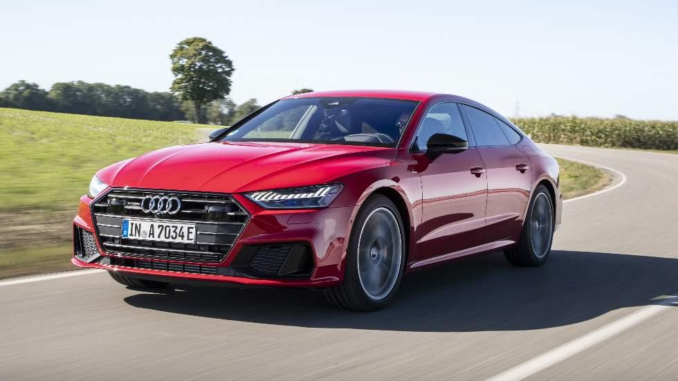 Probamos la gama plug-in de Audi: A7, A8, Q5 y Q7 TFSIe, los enchufados