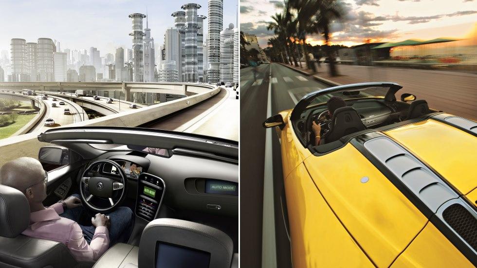 Quién conducirá mejor: ¿un coche autónomo o los humanos?