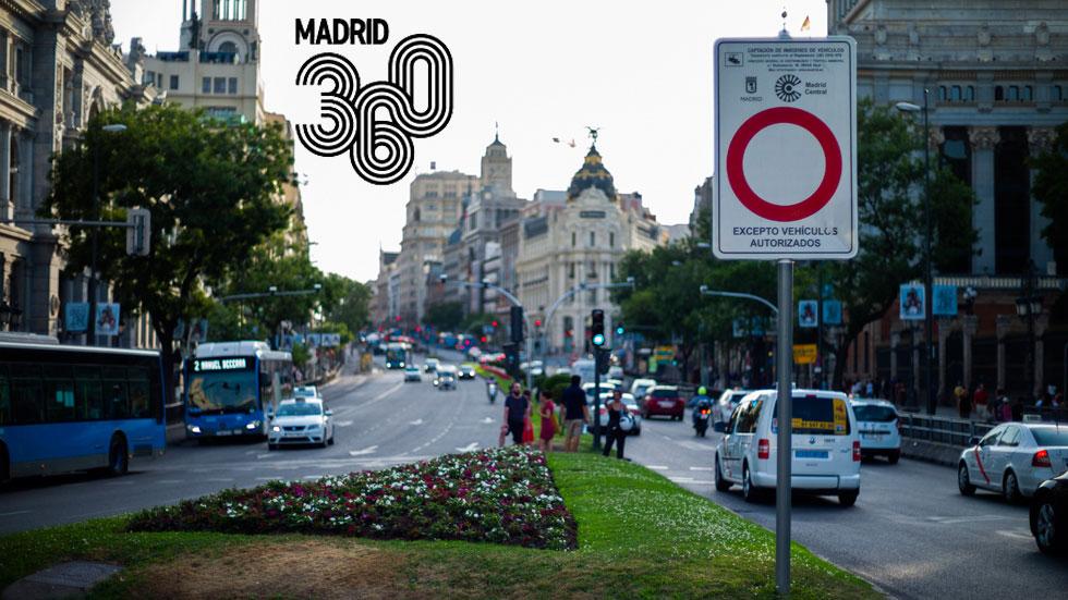 VÍDEO: qué coches SÍ podrán entrar y cuáles NO en Madrid 360