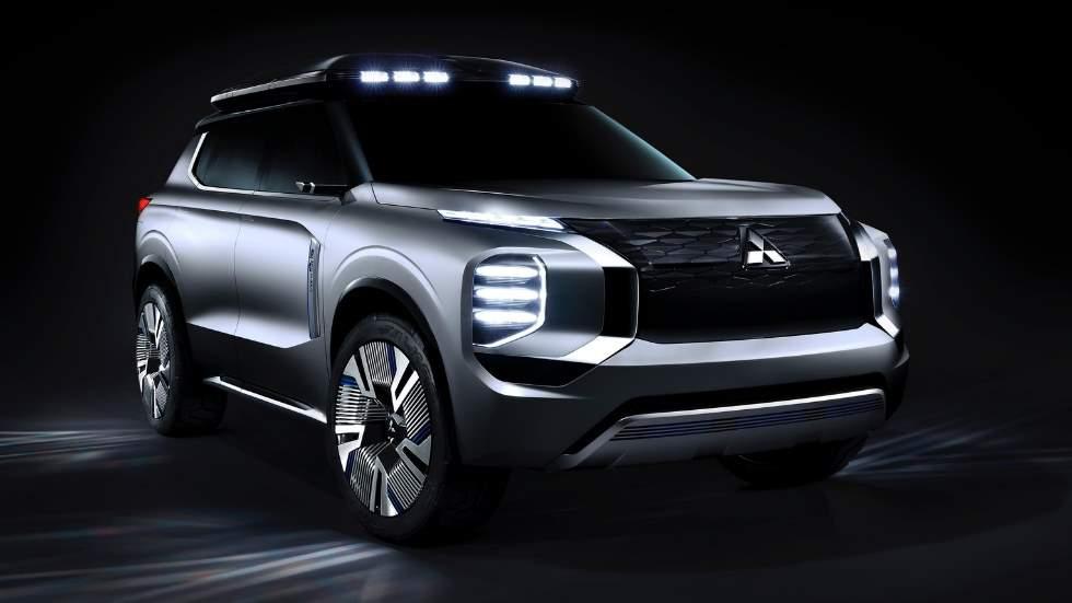 Mitsubishi Outlander 2021: el SUV, con la base del futuro Renault Kadjar