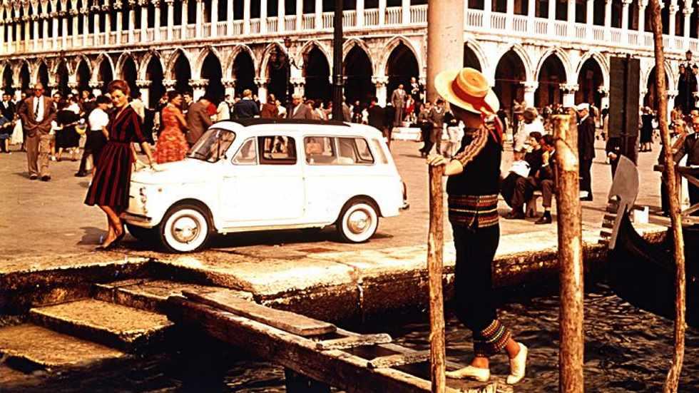Fiat 500 Giardiniera: el mito familiar italiano vuelve en 2020