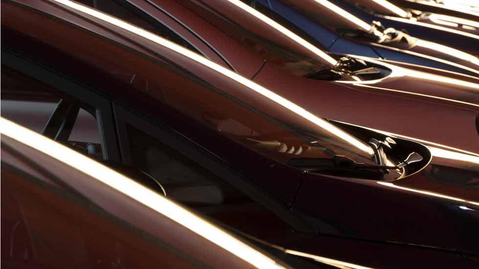 Las matriculaciones de coches vía renting baten récords