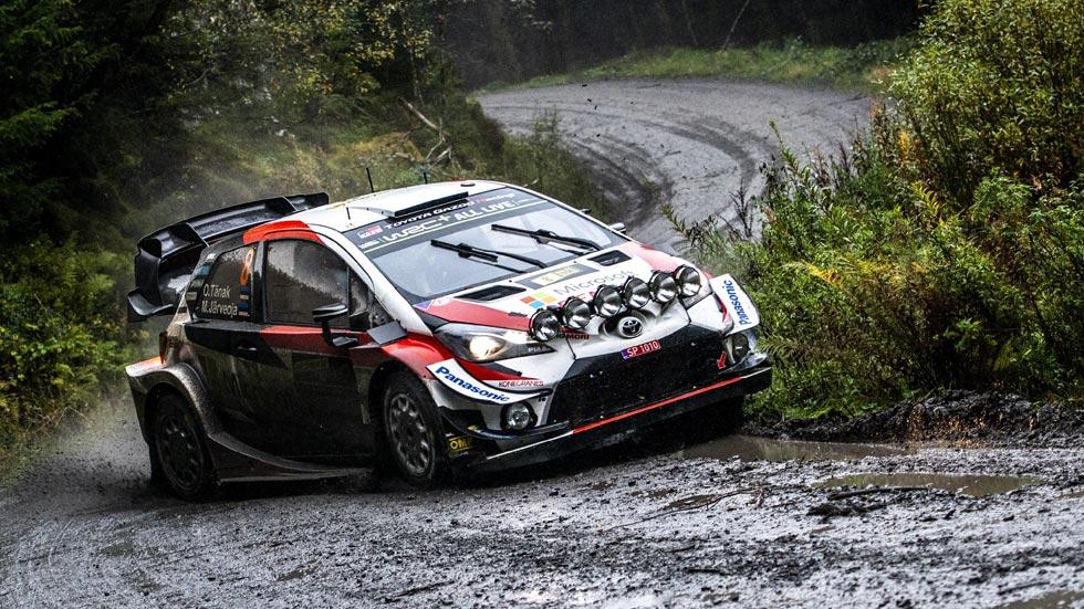 Rally de Gales 2019: Tänak vence y pone rumbo al título; Solans, campeón