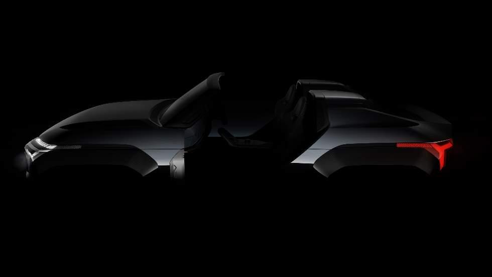 Mitsubishi MI-TECH Concept: nuevo SUV híbrido enchufable en el Salón de Tokio