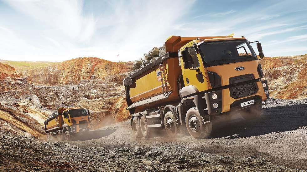 Nace F-Truck Automotive Hispania, el importador de camiones de Ford para España