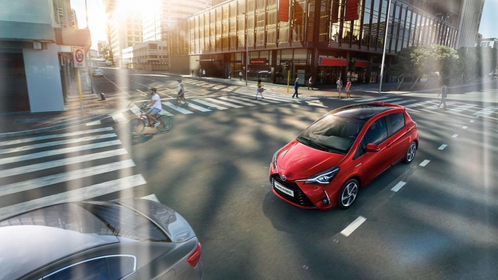 Un coche híbrido es más de un 80% eléctrico… y sin necesidad de enchufes