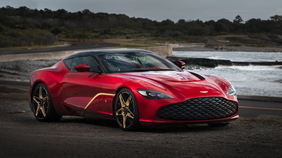 Aston Martin DBS GT Zagato 2020: una edición especial cargada de quilates