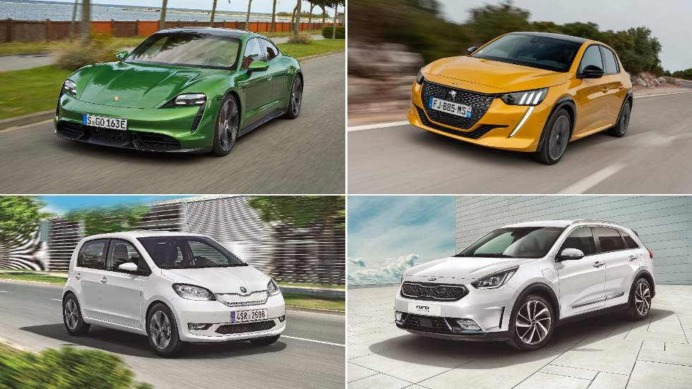 Revista Autopista 3117: todos los coches para comprar con etiquetas CERO y ECO de la DGT