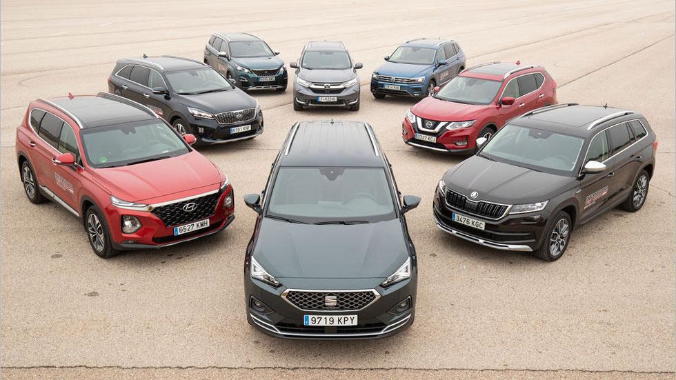 5 claves que tiene que tener hoy un SUV moderno
