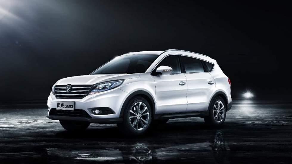 DFSK 580: todo sobre el nuevo SUV chino con etiqueta ECO, ya a la venta en España