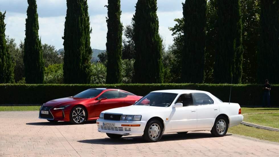 Lexus cumple 30 años: datos y coches clave de su historia
