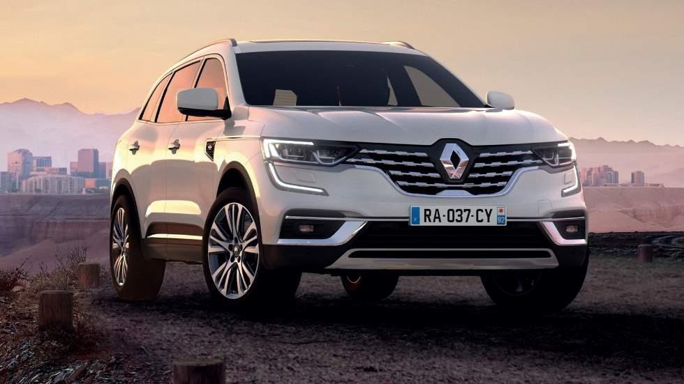 Renault Koleos 2020: precios y datos para España del renovado SUV