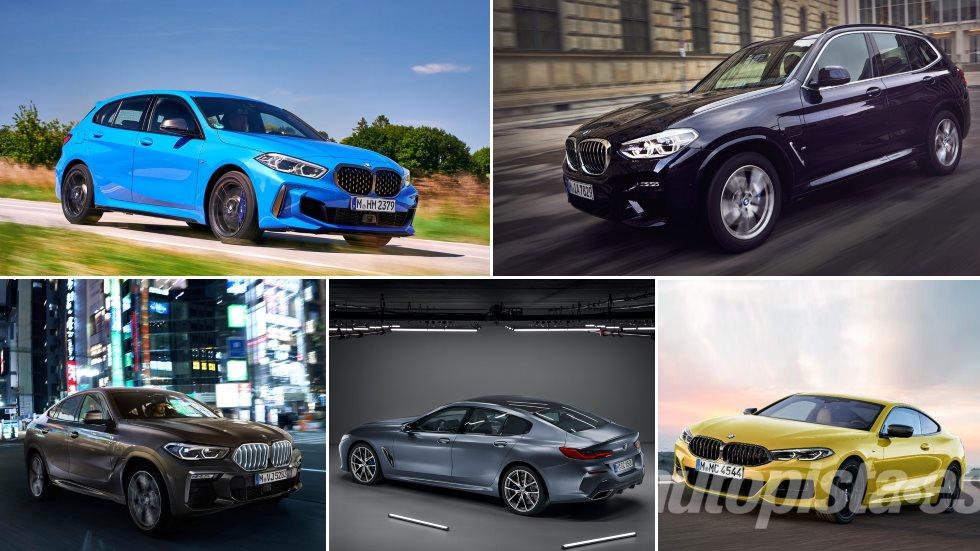 Todos los coches que BMW estrena ya y en 2020: X1, Serie 1, X3, Serie 5…