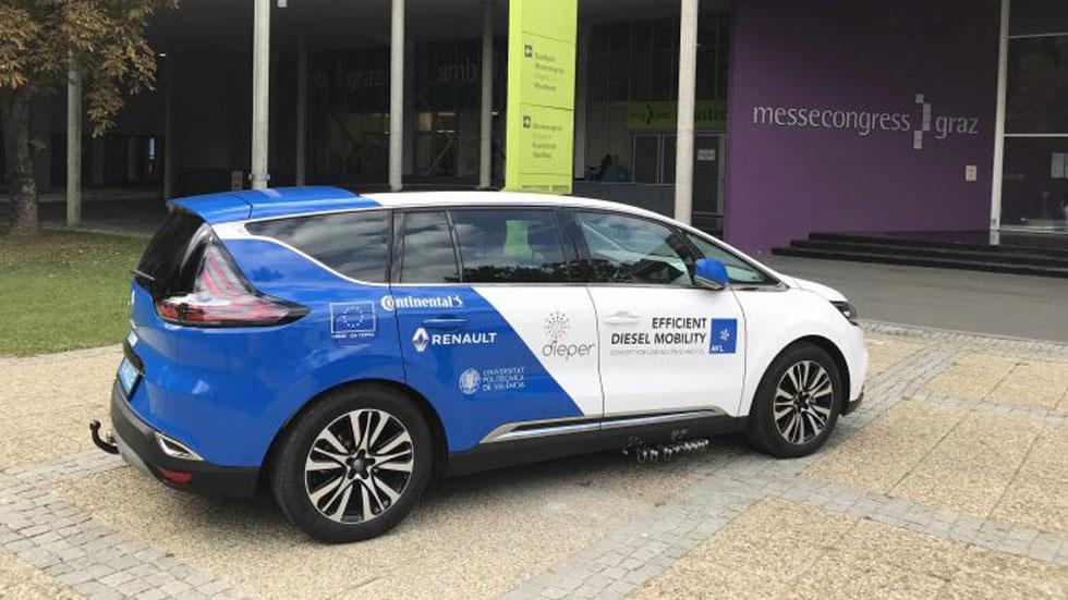 Investigadores desarrollan en Valencia un motor diésel que reduce un 80% las emisiones