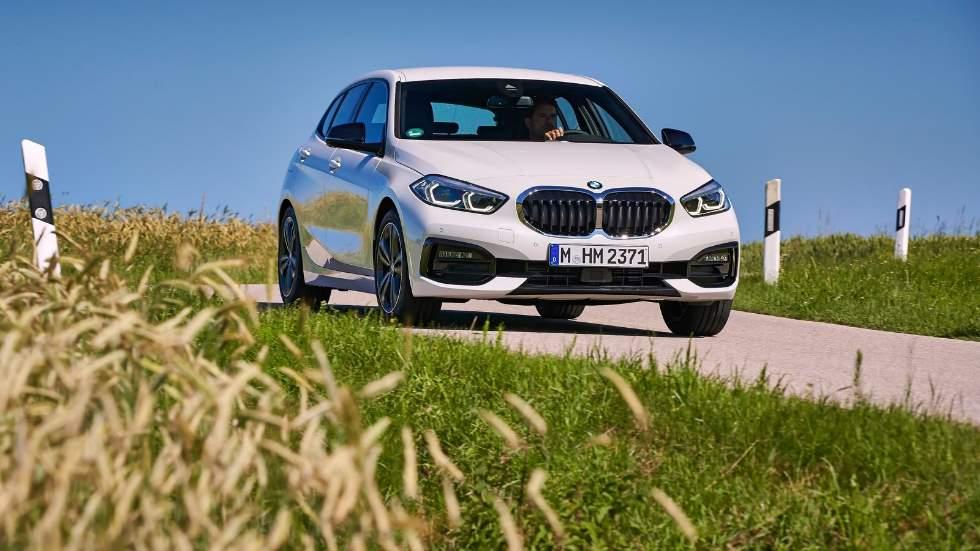 BMW i1 2021: la firma alemana planea un eléctrico con genes del Serie 1