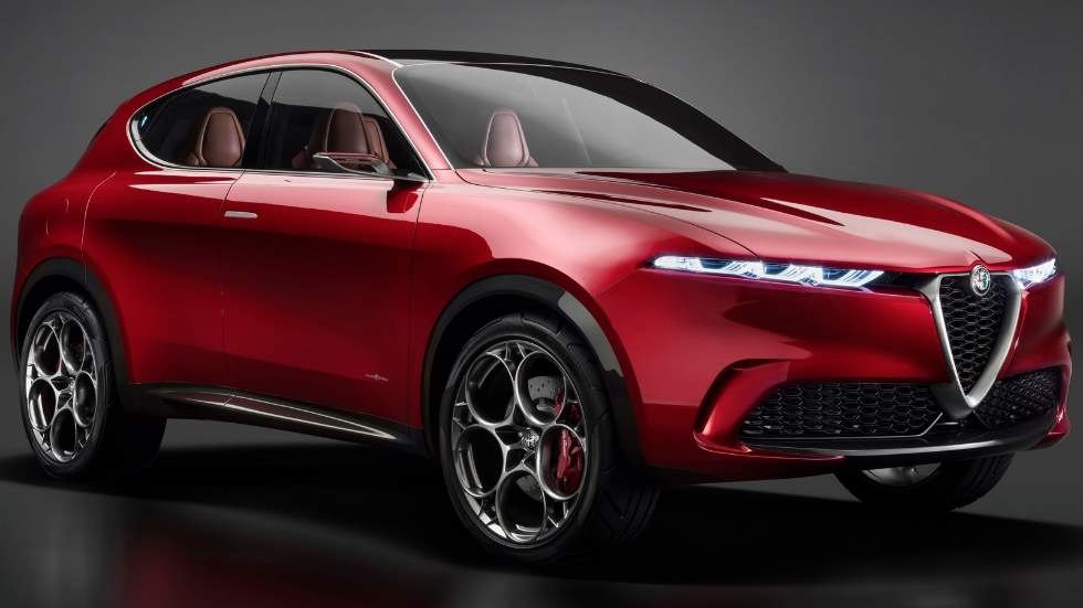 Alfa Romeo Tonale 2020: nuevos datos del nuevo SUV rival de Q3, X2 y Evoque