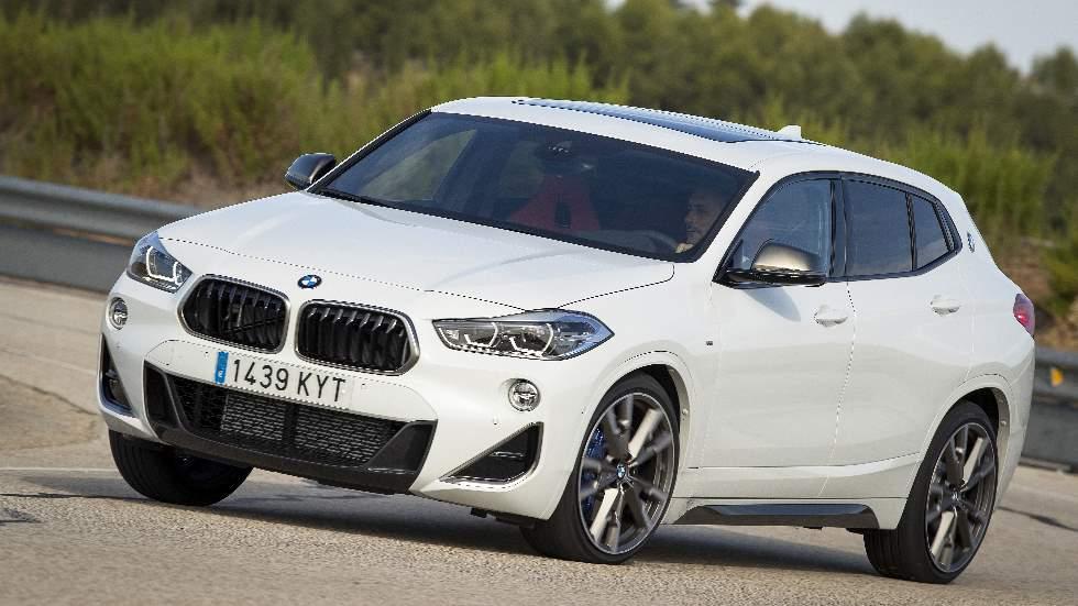 BMW X2 M35i: prueba a fondo del nuevo SUV deportivo