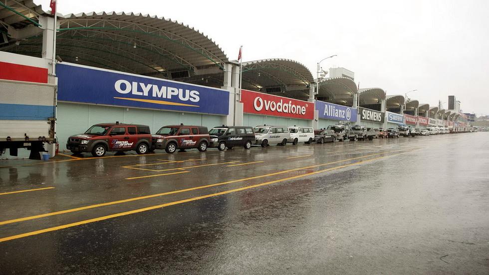 GP de Japón de F1: el tifón Hagibi se acerca…
