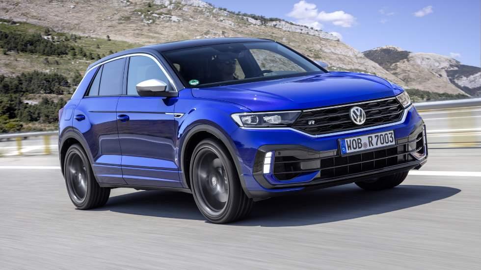 Volkswagen T-Roc R 2020: primeros precios para Europa del nuevo SUV deportivo