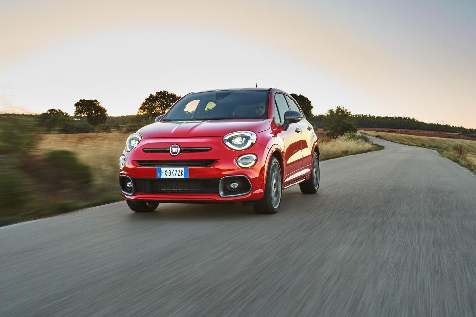 Fiat 500X Sport, a prueba la versión más deportiva del SUV italiano