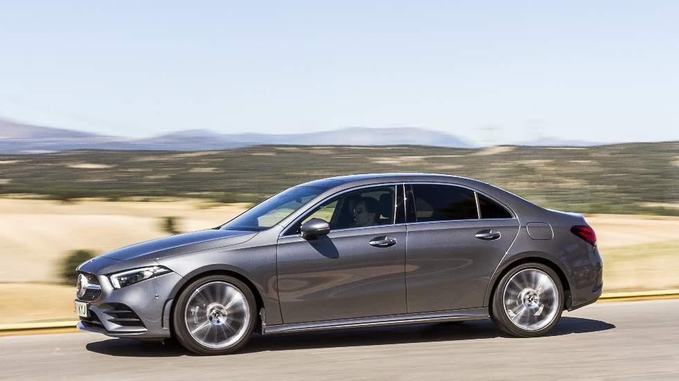 Mercedes Clase A 200 Sedán: a prueba el compacto de cuatro puertas