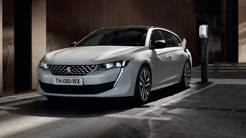 Peugeot 508, 508 SW y 3008 Hybrid: precios y datos para España de los nuevos híbridos