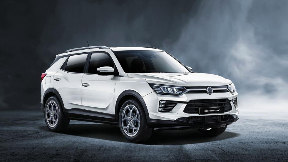 SsangYong Korando 2019: precios y datos para España del nuevo SUV