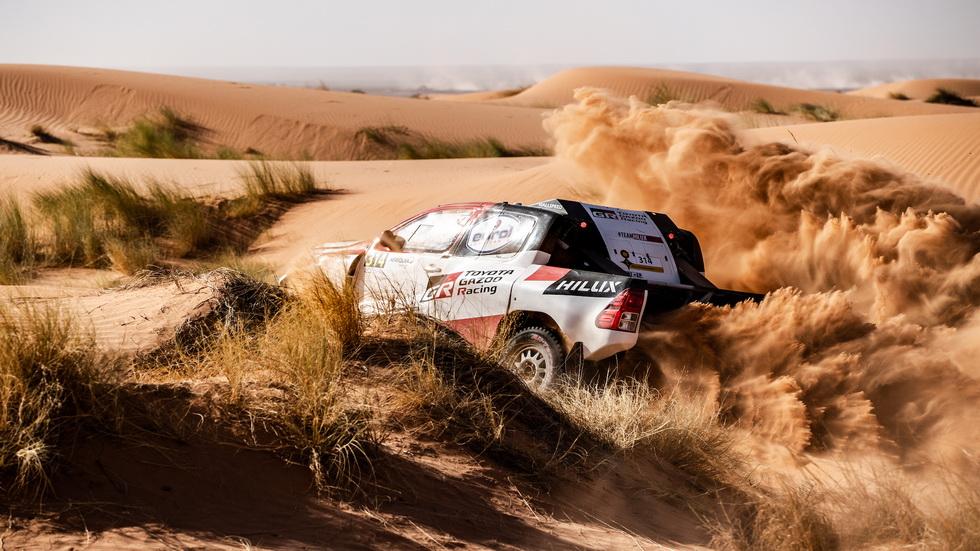 El próximo 24 de octubre sabremos si Alonso disputará o no el Dakar 2020