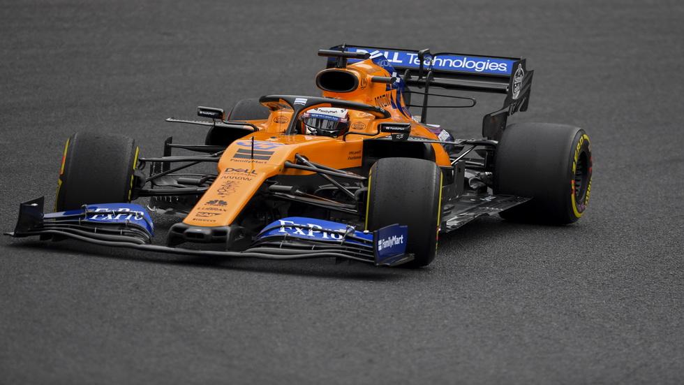 GP de Japón de F1: Sainz es séptimo en las libres del viernes