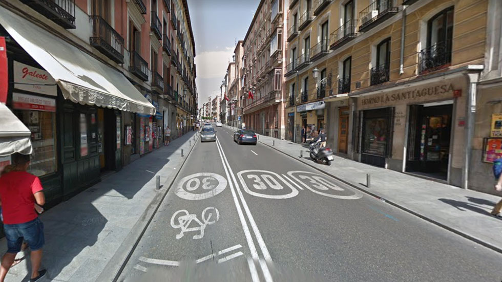 Todas las ciudades de España y Europa con límite de velocidad a 30 km/h