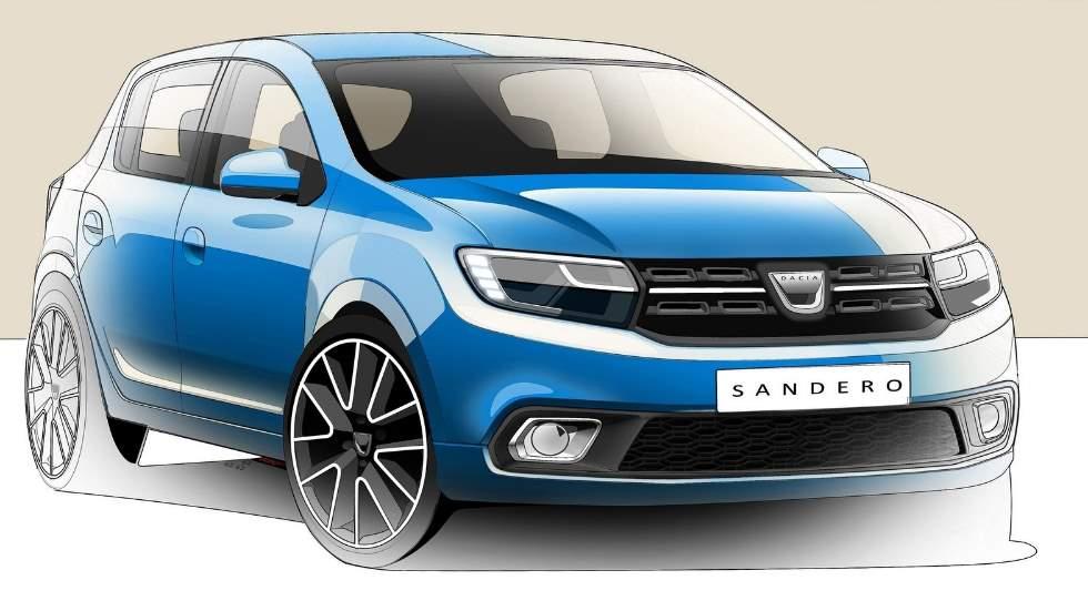 Dacia Sandero 2020: la nueva generación del utilitario low cost toma forma