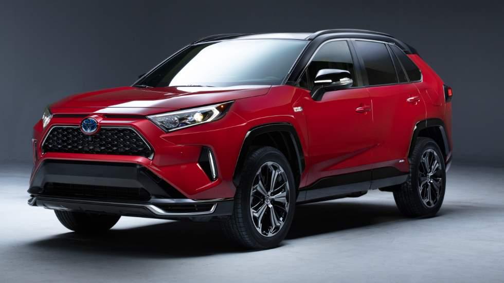 Toyota RAV4 Plug-in Hybrid 2020: primeros datos y foto del nuevo SUV híbrido enchufable