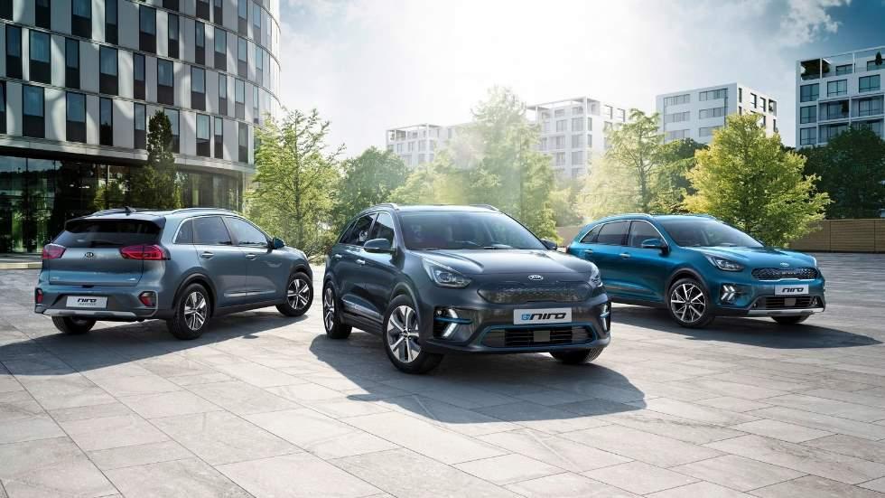 Kia se enchufa al futuro: hasta 16 modelos electrificados en 2025