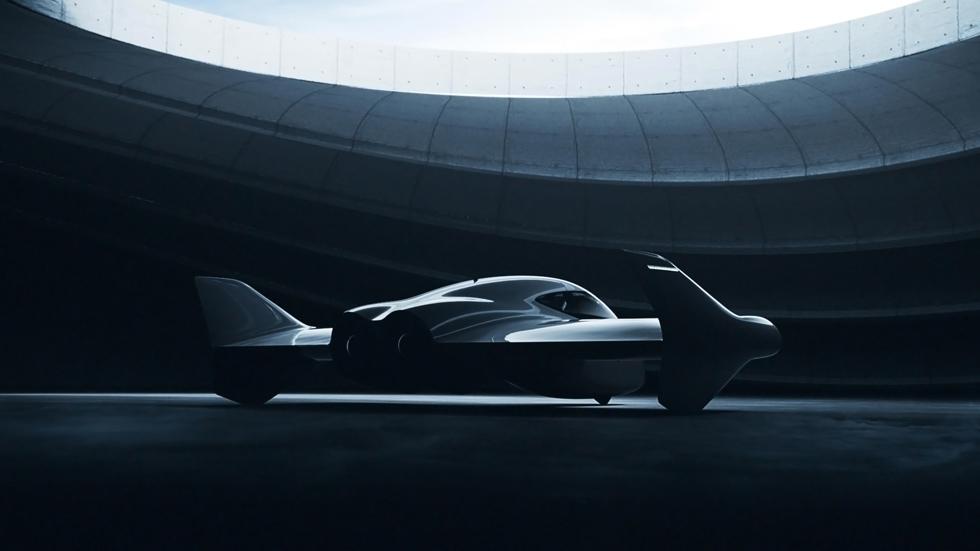 Porsche se alía con Boeing para desarrollar un coche volador eléctrico