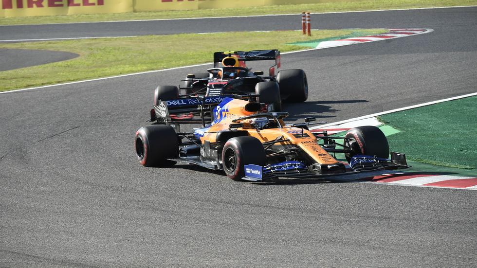 GP de Japón de F1: Carlos Sainz consiguió un magnífico quinto puesto en carrera