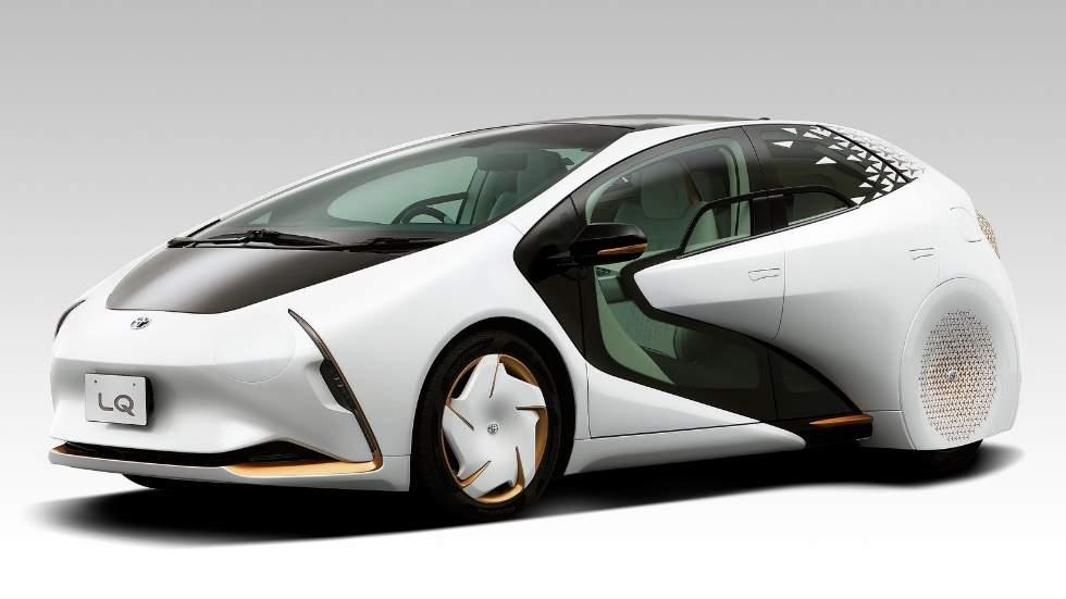 Toyota LQ Concept: el coche de inteligencia artificial que aprende del conductor
