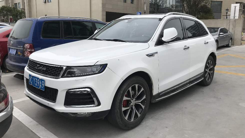 """Zotye T600 Sport: así es el """"Touareg y Q5"""" chino que cuesta unos 25.000 €"""
