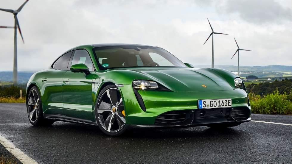 Porsche Taycan 2020: precios para España del nuevo súper coche eléctrico