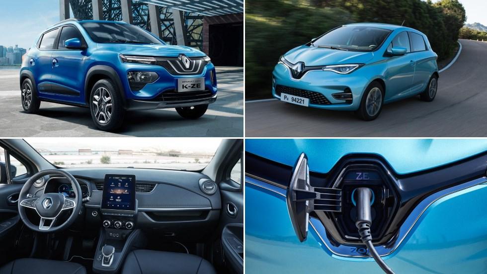 Renault lanzará nuevos coches eléctricos para competir con VW ID.3 y Tesla